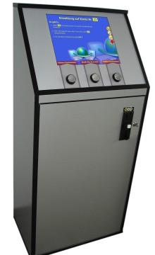 WLAN-Automat : Für Ihre WLAN-Abrechnung